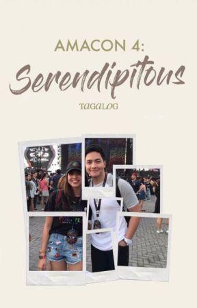 AMACon 4: Serendipitous - Likhang Tagalog by AMACON_Writers