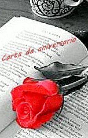Carta De Aniversario Lejos De Esta Vida Wattpad