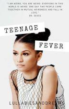 Teenage Fever ♛ Reggie Mantle by lullabiesanddreams