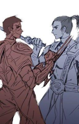 Đọc truyện [ FanFic LOL Đam Mỹ ] Zed&Shen - Thập Niên Tình Ca Phổ