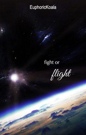 Fight or Flight by EuphoricKoala