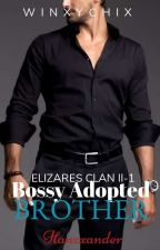 Elizares Clan II -  SILENCE MEANS YES! (hanzxander) by winxychix