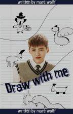 ➸ Draw With Me || KrisHo by MareWolff
