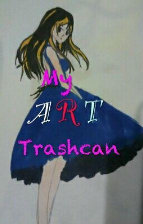 My Art Trashcan  by Ciel_hates_the_world