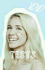 Tests  by Choudinalou