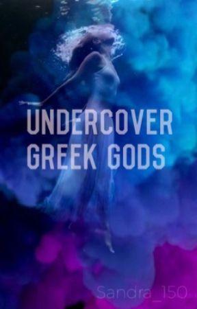 Undercover Greek Gods by sandra_150