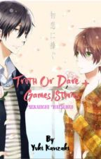 Sekaiichi Hatuskoi Truth or Dare+Games+Stories by YukiKanzaki1214
