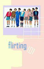 flirting 101|| nct dream by jaeffreyjungs
