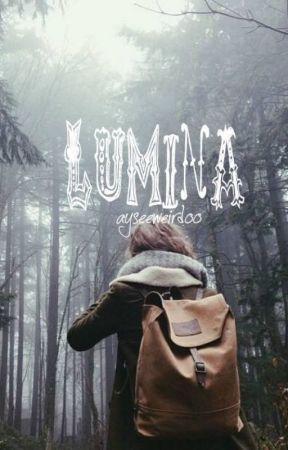 Lumina by ayseeweirdoo