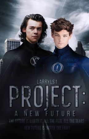 Project: A New Future || Larry by _LarryLS1_