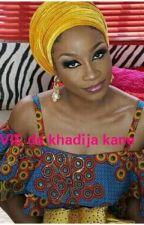 La  vie de Khadija Kane by djina615