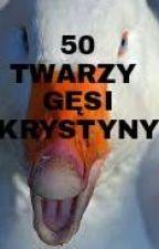 50 TWARZY GĘSI KRYSTYNY by pieczara69