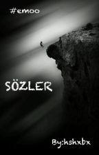 SÖZLER  by hshxbx