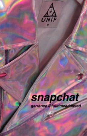 snapchat | garrance // laurroth  by fulltimeaddicted