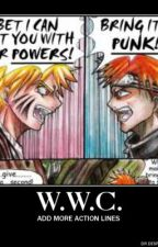 When Worlds Collide: A Bleach and Naruto Fanfic Crossover Royale! by youngjustified