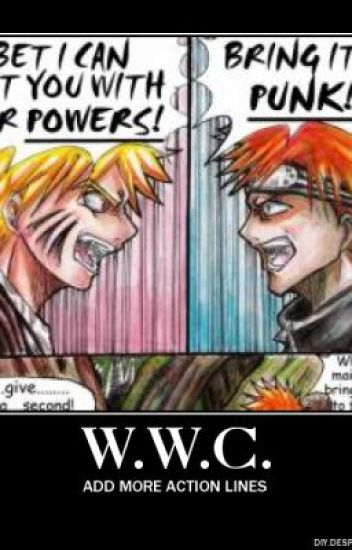 When Worlds Collide: A Bleach and Naruto Fanfic Crossover Royale