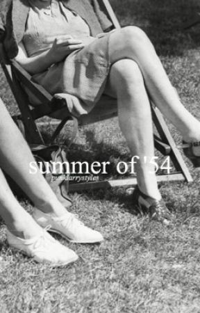 summer of '54 - h.s by punklarrystyles