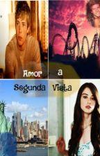 Amor a Segunda Vista (HUSH HUSH)  by ashleyhilgas