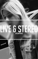 Live and Stereo || Ámbar Smith by oliwwq