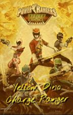 Power Rangers: Dino Charge: Yellow Dino Charge Ranger by MaryamSahibzada