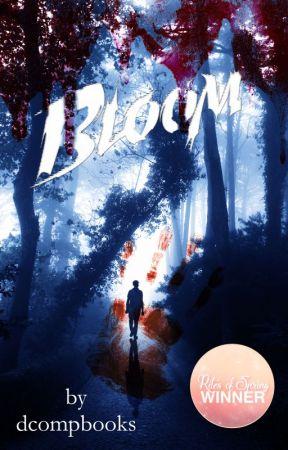 Bloom #RitesofSpringStory by dcompbooks