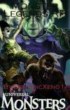 Monster Legends RP(Closed) by DemonicXeno17