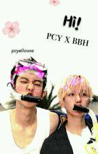 Hi || Chanbaek  by pcyellowxs