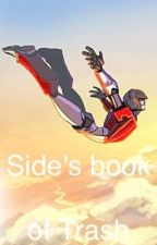 Side's book of trash. by mtmte_Sideswipe