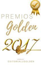 Premios Golden 2017 by EditoriallGolden