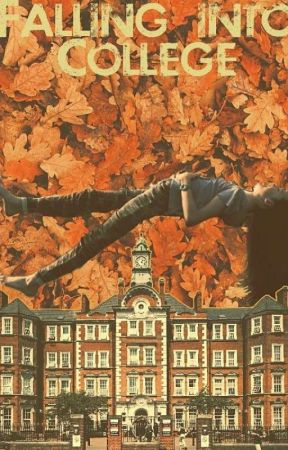 Falling into College  by whiteflags330