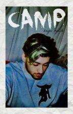 CAMP || zayn ✨ by pinkerek