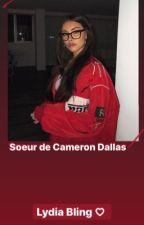 La soeur de Cameron Dallas? by lily_lbc