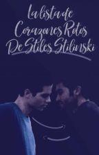La lista de corazones rotos de Stiles Stilinski by TtJoqu