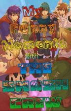 My funny moments with the Smash crew by XxKyatheTrainerxX