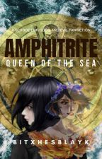 Amphitrite: Queen of the Sea by layaddie