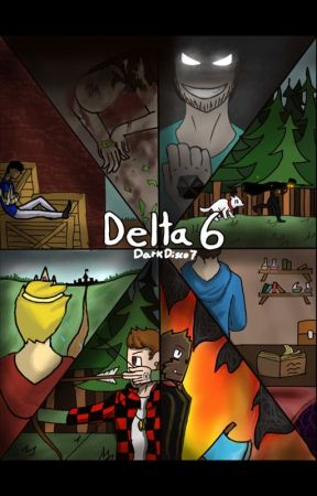 Delta 6 (The Pack)  by DarkDisco7