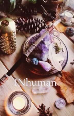 INhuman by Mariefox13