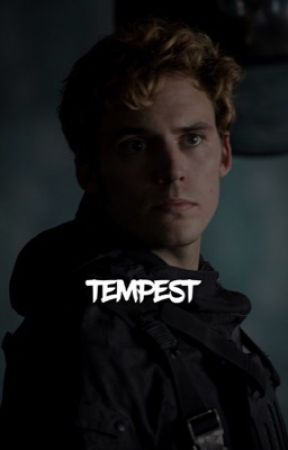 Tempest (Finnick Odair/ The Hunger Ganes) by pclyjuiced