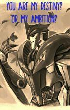 My destiny? or my ambition? (DSxKO ) (BDxKO)  by RyukoKuroi