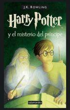 HARRY POTTER Y EL MISTERIO DEL PRÍNCIPE by Hermagedon