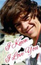 I Knew I Love You(Harry Styles' Fan Fiction) by GeliChangAbastillas