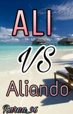 Ali vs Aliando. by Raraa_96