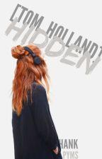 HIDDEN [tom holland] by hank-pyms