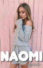 Naomi || Hayes Grier [PAUSADA] by -papiwilk