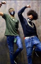 Ayo and Teo imagines by brah1234567