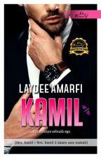 Mrs.Kamil by CallMeAmarfi