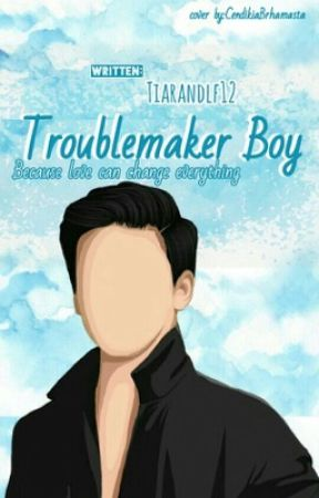 Troublemaker Boy by tiarandlf12