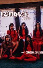 heartbreak. @ meanie by ourbaekh