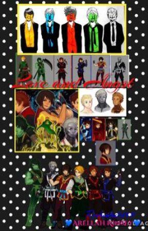 Love and Angst- Ninjago Stories - Yandere! {Kai X Reader
