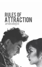 rules of attraction ⇒ zack taylor by aesthxologist